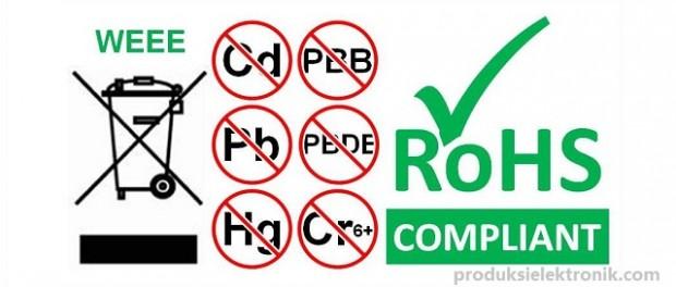 Pengenalan RoHS (Restriction Of Hazardous Substances)