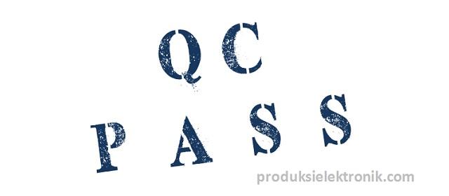 OQC Acceptance Ratio