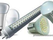 kelebihan atau keuntungan memakai lampu led sebagai lampu penerang